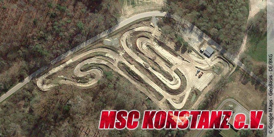 Motocross-Strecke MSC Konstanz e.V. in Baden-Württemberg