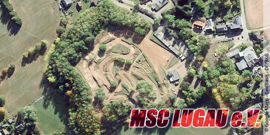 Motocross-Strecke MSC Lugau e.V. in Sachsen