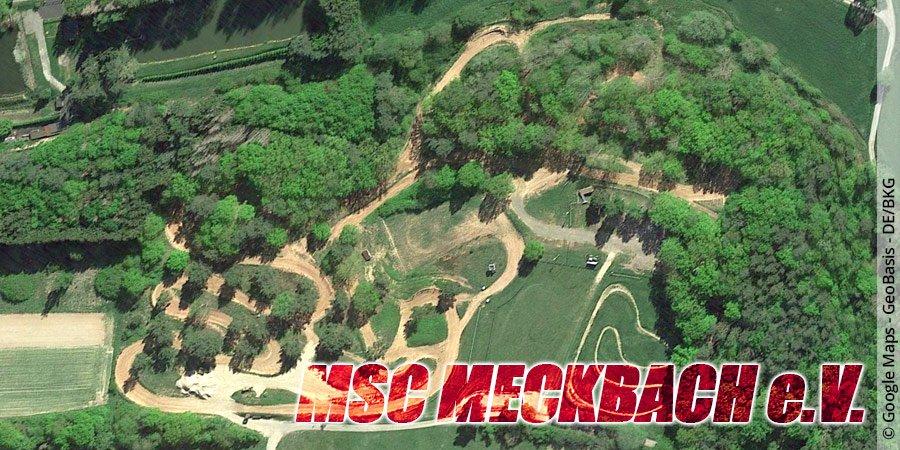 Motocross-Strecke MSC Meckbach e.V. in Hessen