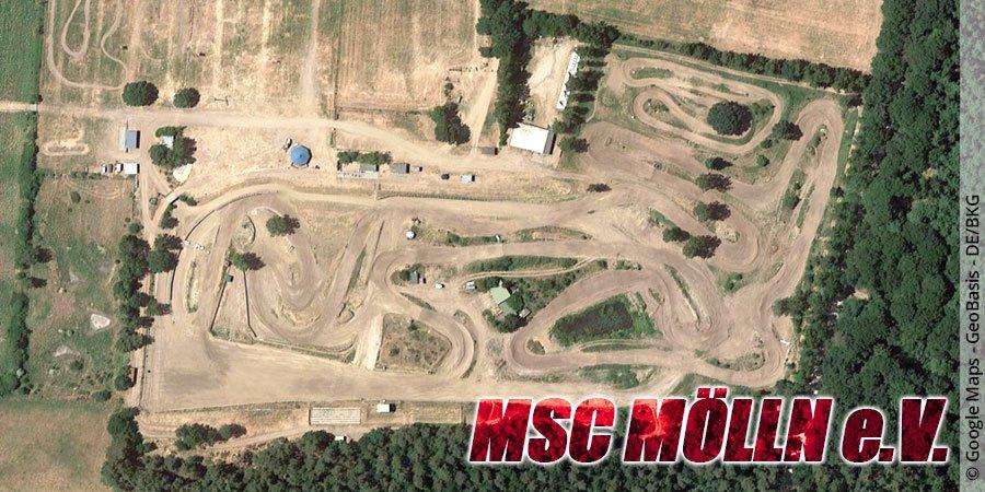 Motocross-Strecke MSC Mölln e.V. in Schleswig-Holstein