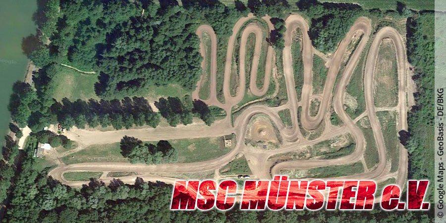 Motocross-Strecke MSC Münster e.V. / MX Park Münster in Nordrhein-Westfalen