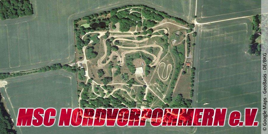 Motocross-Strecke MSC Nordvorpommern e.V. in Mecklenburg-Vorpommern
