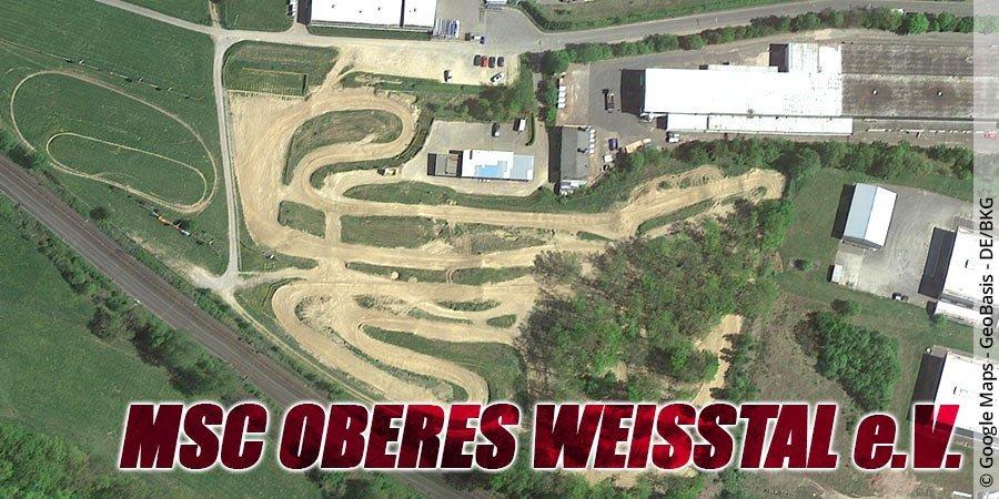 Motocross-Strecke MSC Oberes Weisstal e.V. in Nordrhein-Westfalen