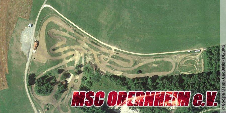 Motocross-Strecke MSC Obernheim e.V. in Baden-Württemberg