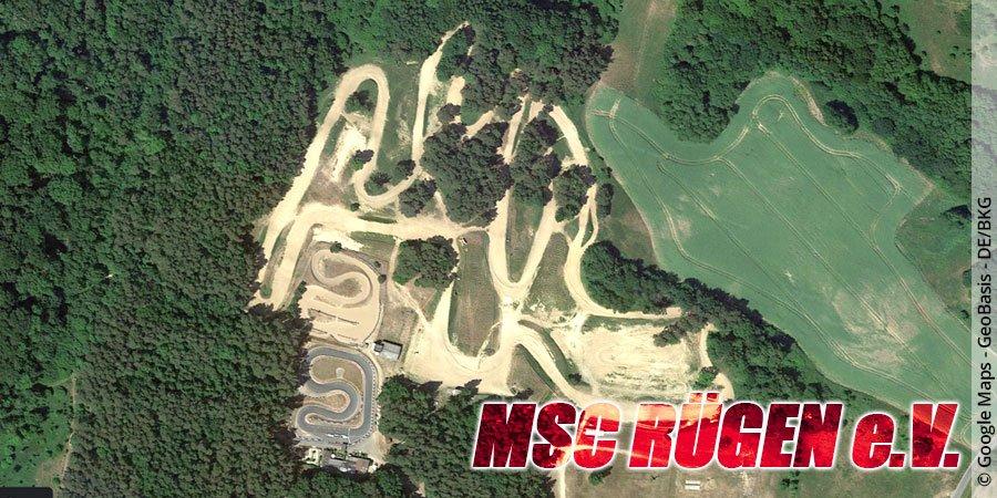 Motocross-Strecke MSC-RÜGEN e.V. in Mecklenburg-Vorpommern