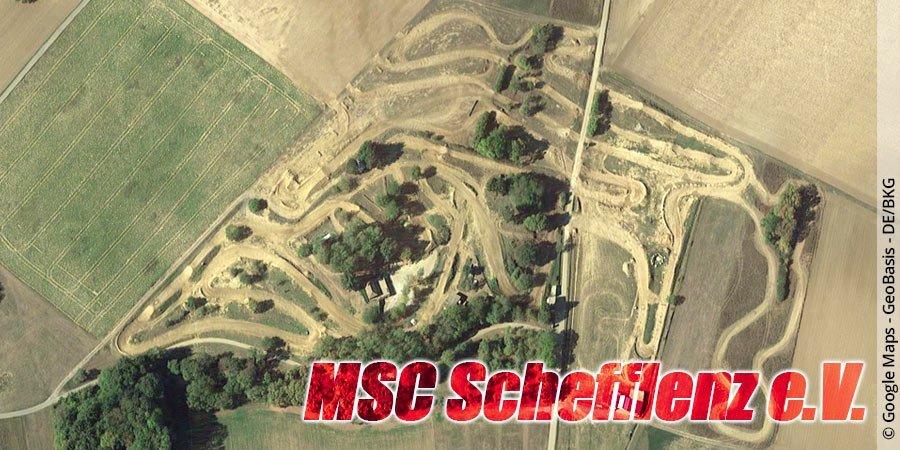 Motocross-Strecke MSC Schefflenz e.V. in Baden-Württemberg