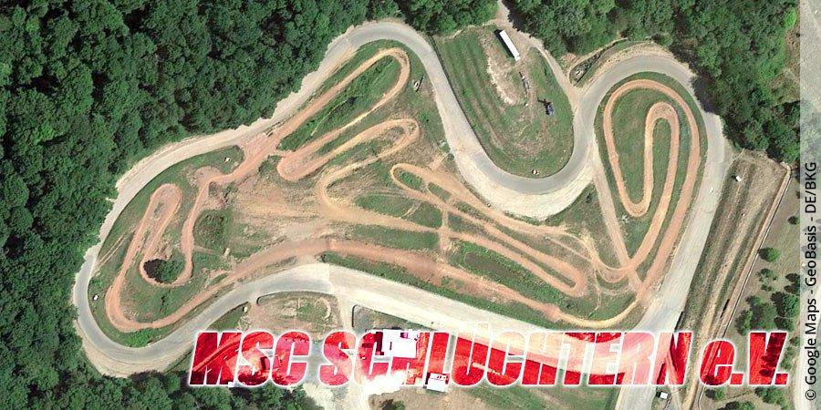 Motocross-Strecke MSC Schlüchtern e.V. / Ewald Ring in Hessen