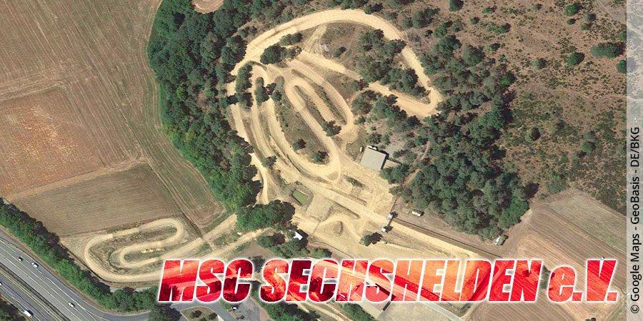 Motocross-Strecke MSC Sechshelden e.V. in Hessen