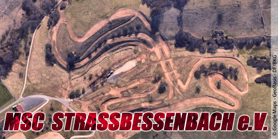 Motocross-Strecke MSC Strassbessenbach e.V. in Bayern