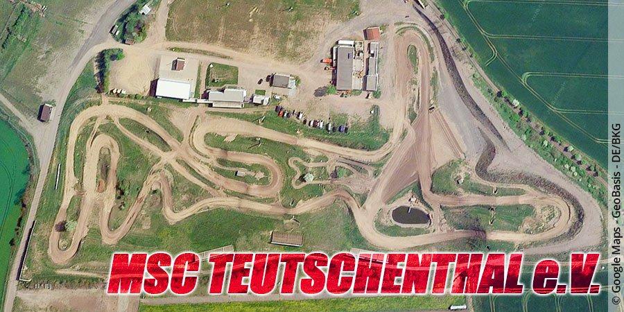 Motocross-Strecke MSC Teutschenthal e.V. in Sachsen-Anhalt