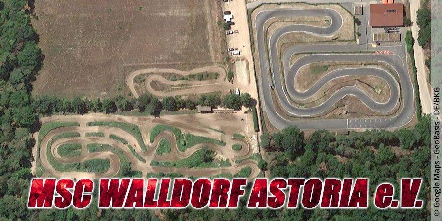 Motocross-Strecke MSC Walldorf Astoria e.V. in Baden-Württemberg