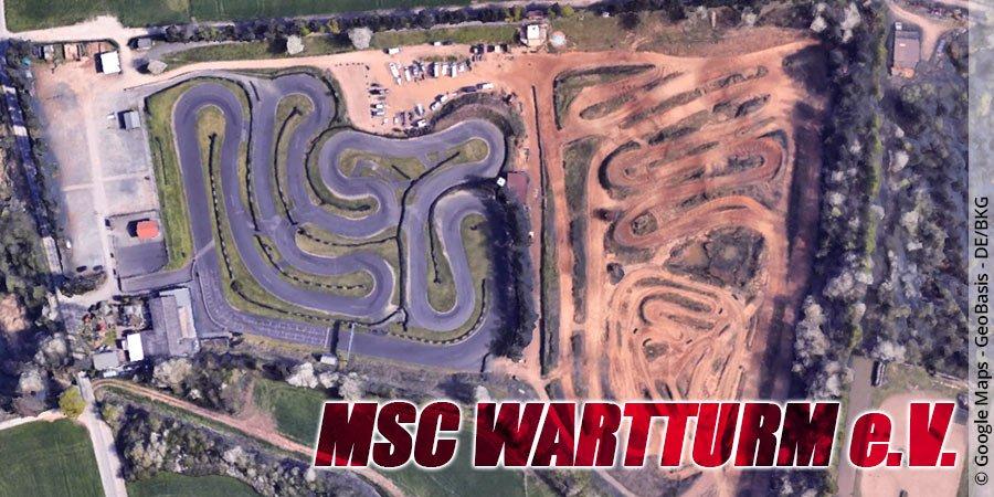 Motocross-Strecke MSC Wartturm e.V. in Hessen