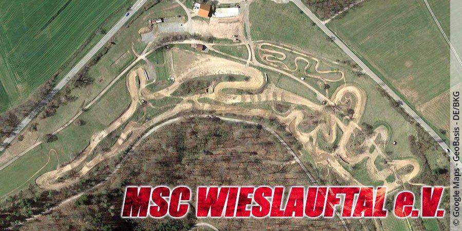 Motocross-Strecke MSC Wieslauftal e.V. in Baden-Württemberg