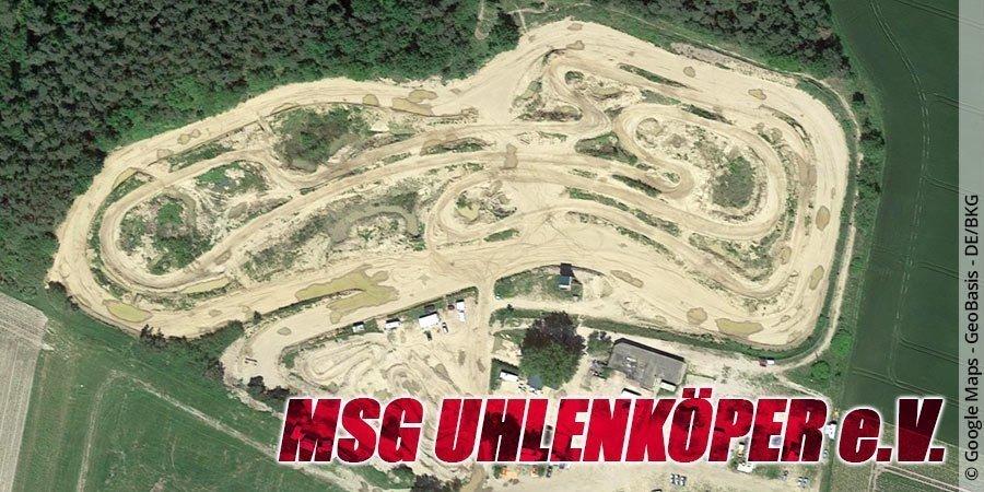 Motocross-Strecke Uhlenköper-Ring/MSG Uhlenköper e.V. in Niedersachsen