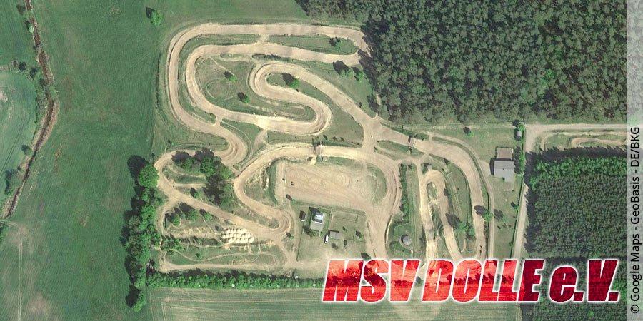 Motocross-Strecke MSV Dolle e.V. in Sachsen-Anhalt