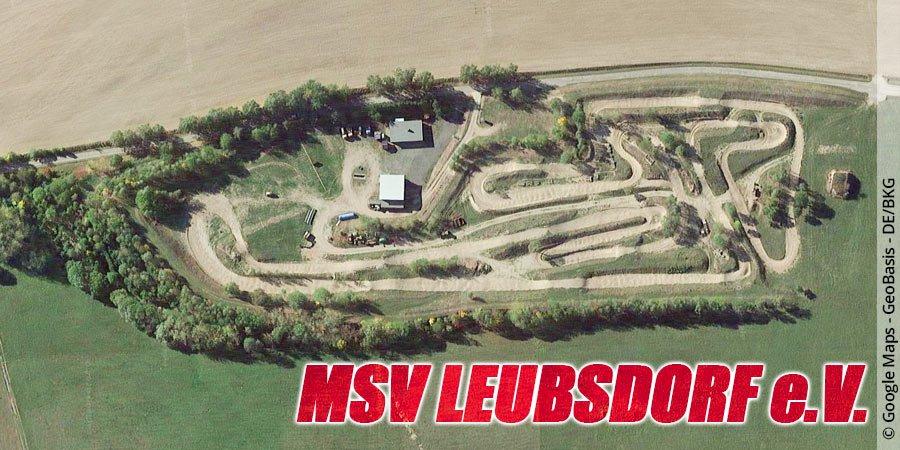 Motocross-Strecke MSV Leubsdorf e.V. in Sachsen
