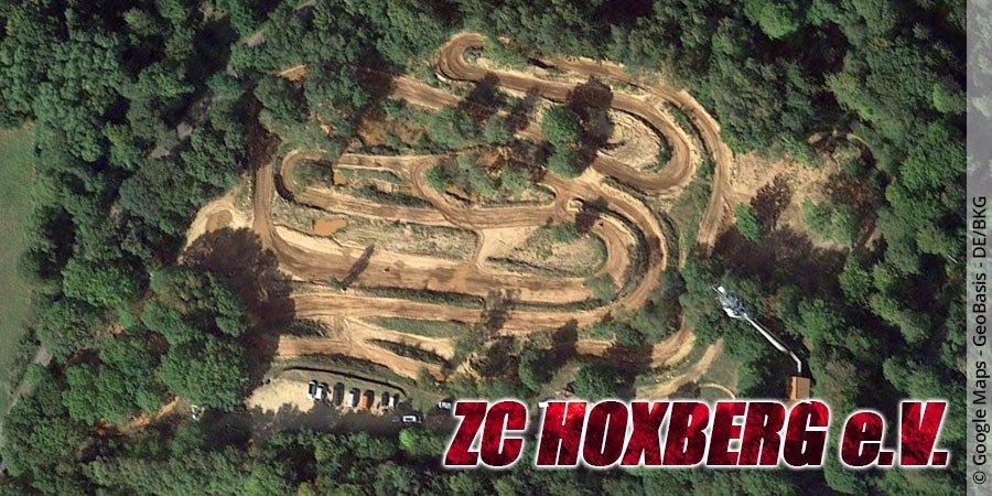 Motocross-Strecke ZC Hoxberg e.V. im Saarland