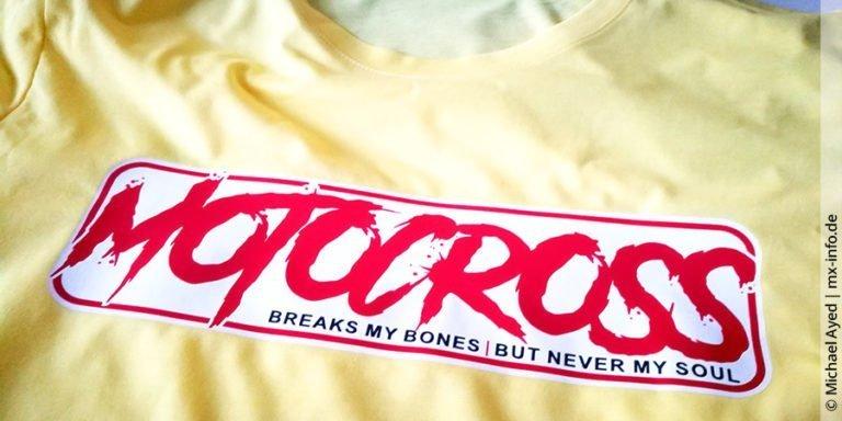 Motocross-Shirts: Des Riders neuen Kleider