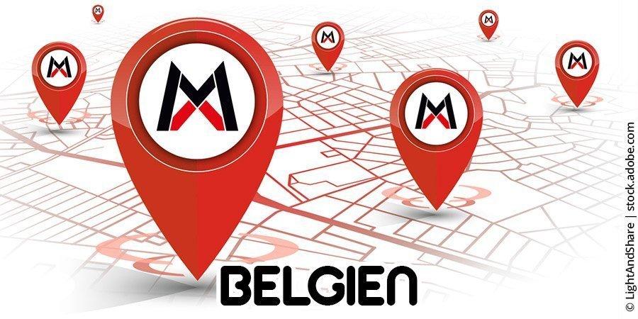 Motocross-Strecken in Belgien