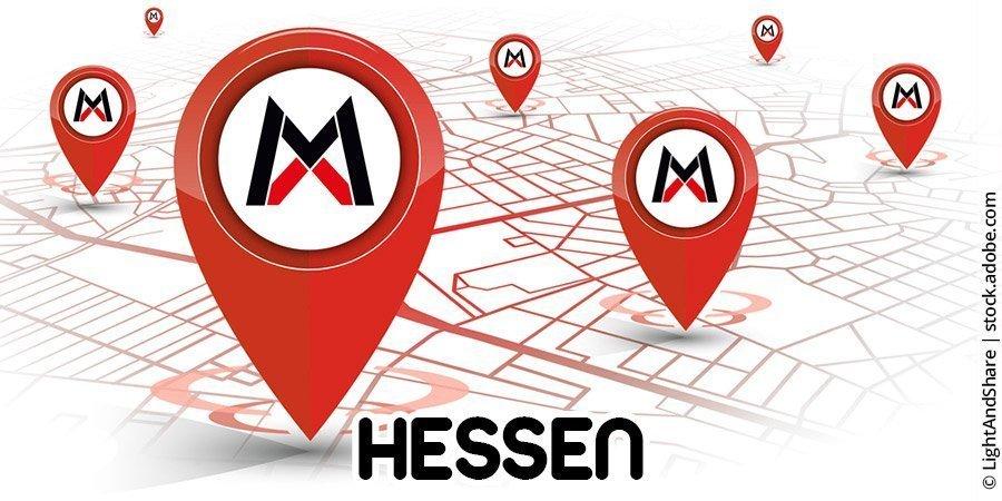Motocross-Strecken in Hessen