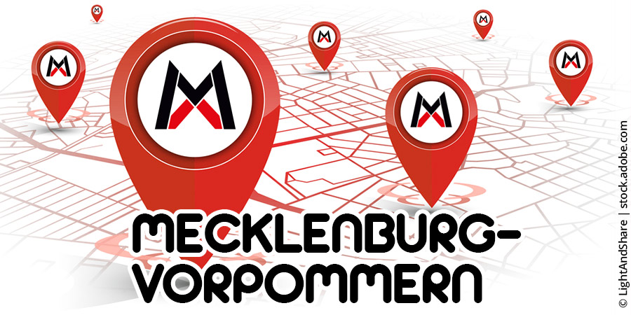 Motocross-Strecken in Mecklenburg-Vorpommern