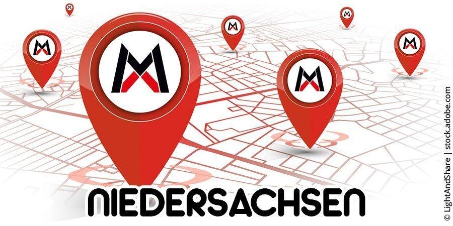Motocross-Strecken in Niedersachsen