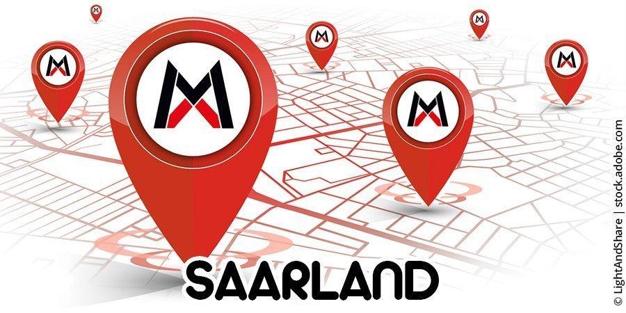 Motocross-Strecken in Saarland