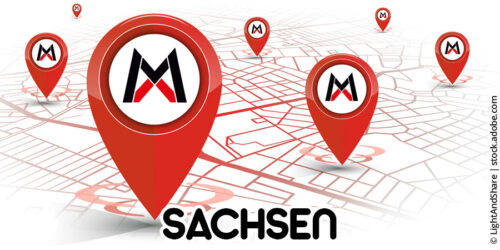 Motocross-Strecken in Sachsen