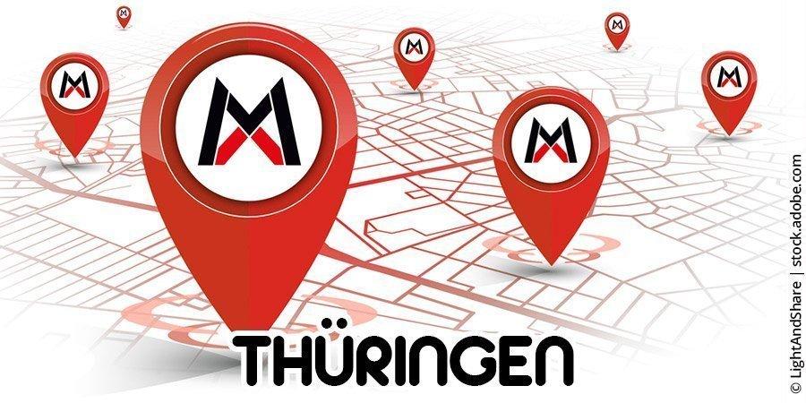 Motocross-Strecken in Thüringen