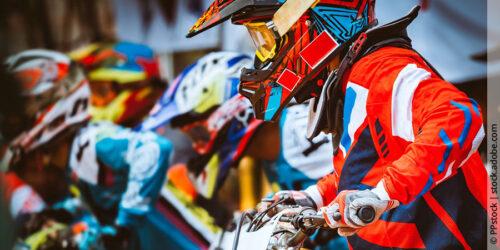 Body-Position: Richtig stehen & sitzen beim Motocross