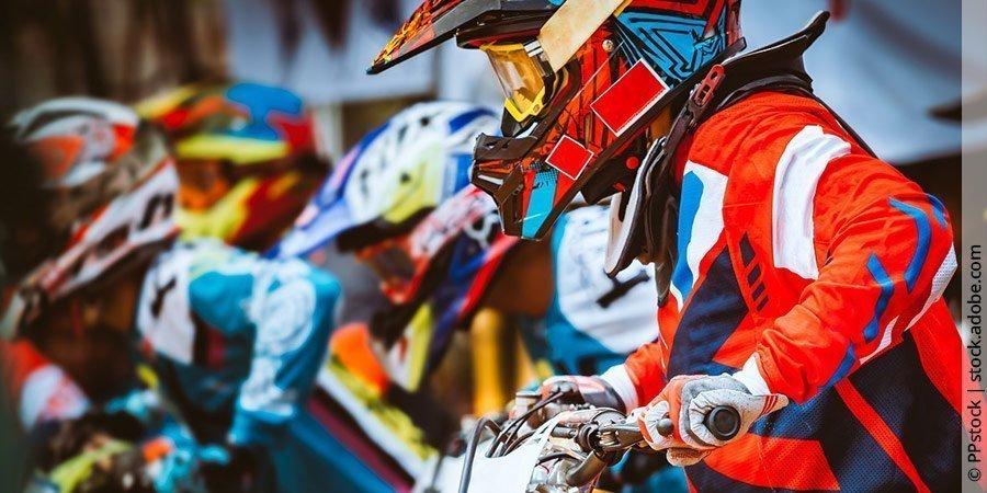 Fahrtechnik: Die richtige Position auf dem MX-Bike