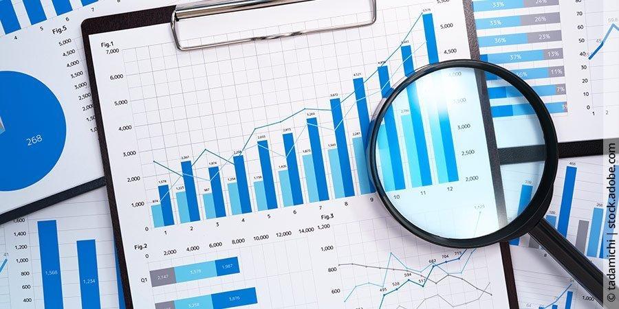 Statistiken zu den gesammelten Daten der Great Lakes EMS