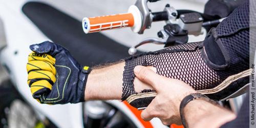 Armpump beim Motocross: 10 Tipps um die harten Unterarme effektiv zu vermeiden